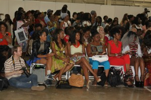 Africa Fashion Weekend London Audience