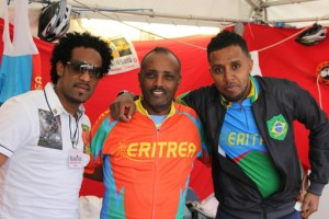 Annual Eritrean UK 2105 Festival Visitors