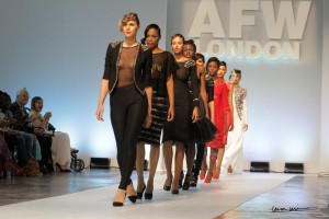 Ndeyfatou Ceesay Noir Style Africa at Africa Fashion Weekend London 2015