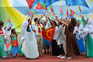 UK Eritrean Anniversary 1